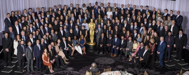 Tutti i candidati ai Premi Oscar 2017 nella foto di gruppo ufficiale