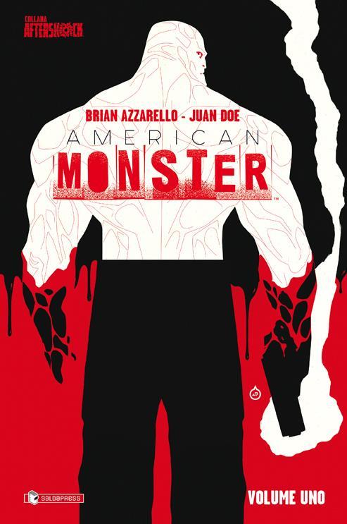Cover di American Monster #1