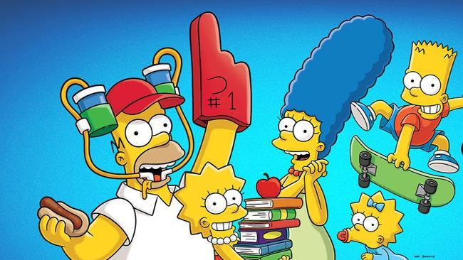 Simpson, la serie protagonista di un scherzo