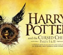 Copertina Harry Potter and the Cursed Child