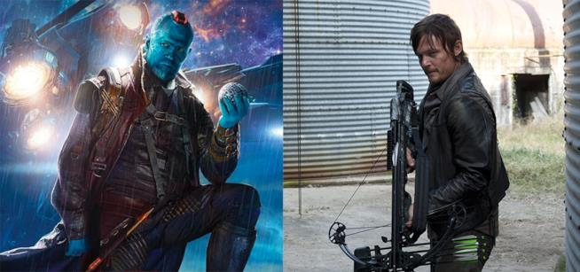 Yondu e Daryl Dixon