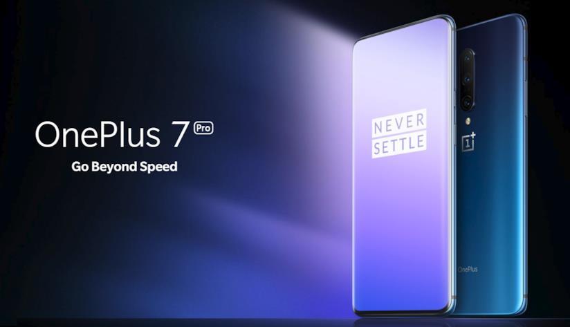Immagine stampa di OnePlus 7 Pro