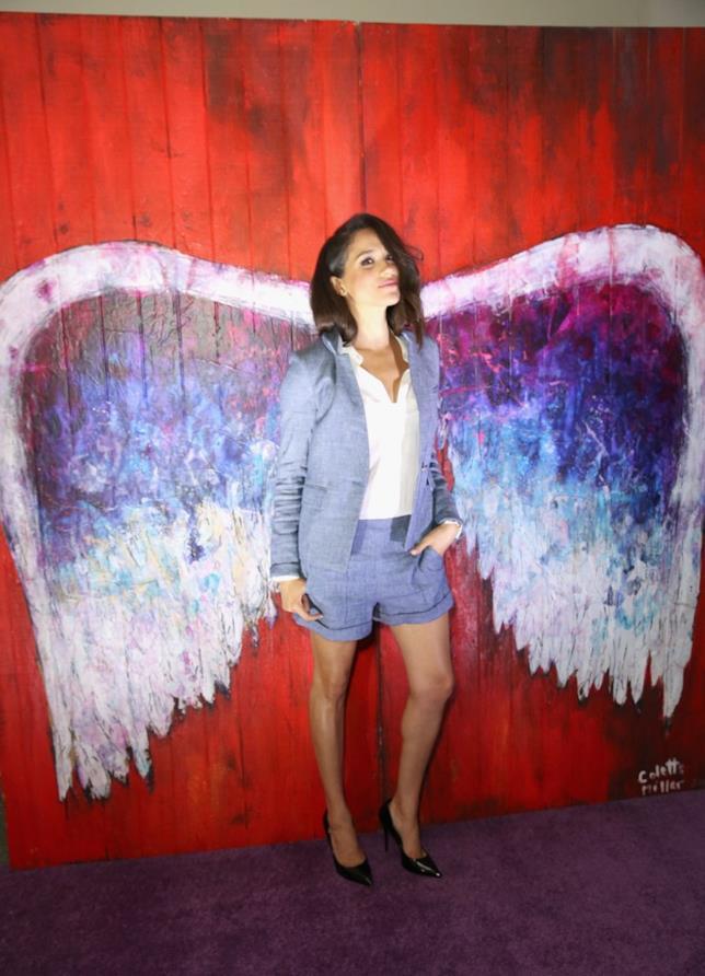 L'attrice Meghan Markle