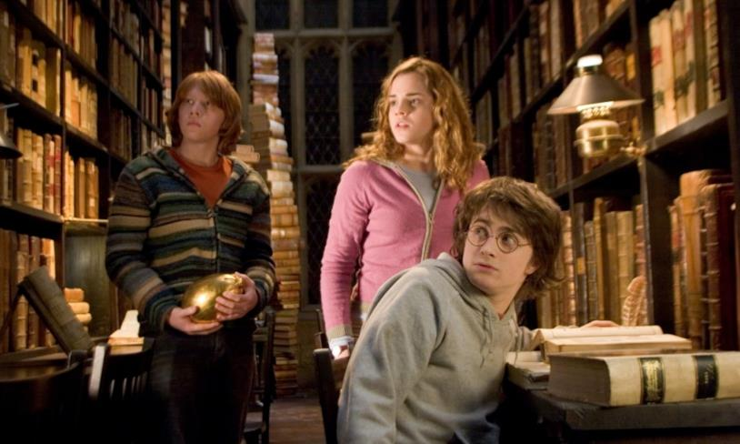 Harry Potter e il Calice di Fuoco, immagine ufficiale