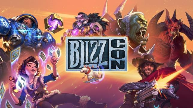 Il logo della BlizzCon 2018
