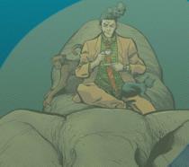Cover di Dirk Gently, Agenzia di Investigazione Olistica Vol.2