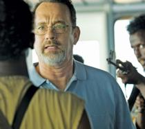 Tom Hanks è il capitano Phillips nel film sul sequestro della Maersk Alabama