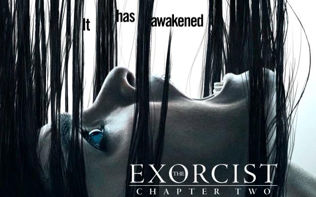 Una foto promozionale di The Exorcist 2