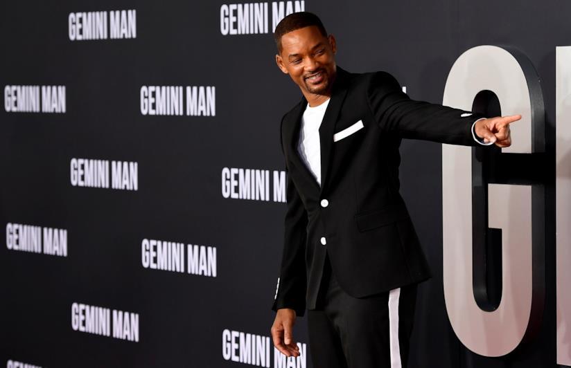 Will Smith alla prima di Gemini Man