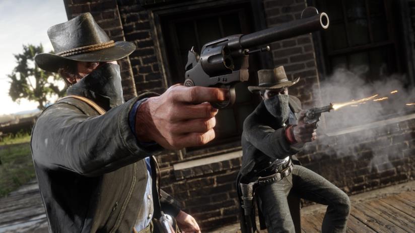 La grafica di Red Dead Redemption 2 su PC