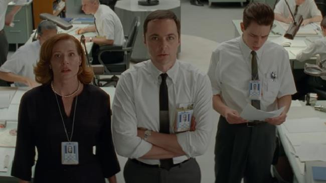 Jim Parsons nel film Il Diritto di Contare