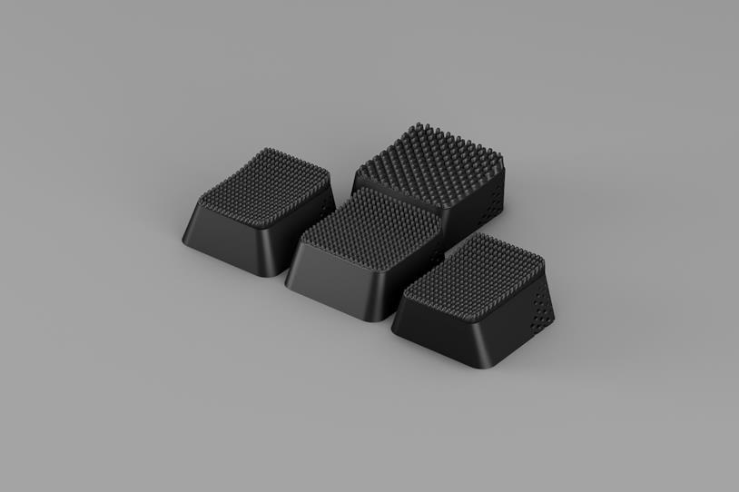 I tasti da gaming realizzati da IKEA e UNYQ