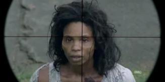 La moglie zombie di Morgan