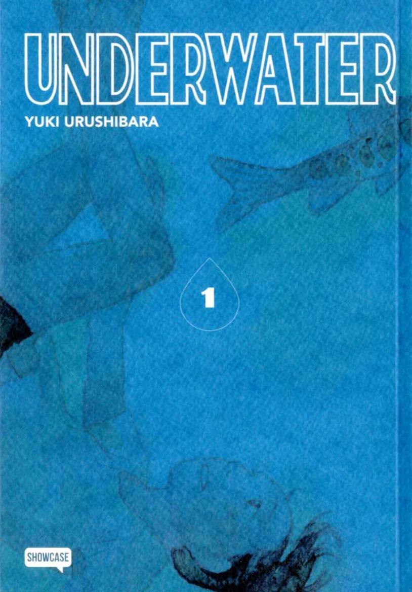 La copertina di Underwater