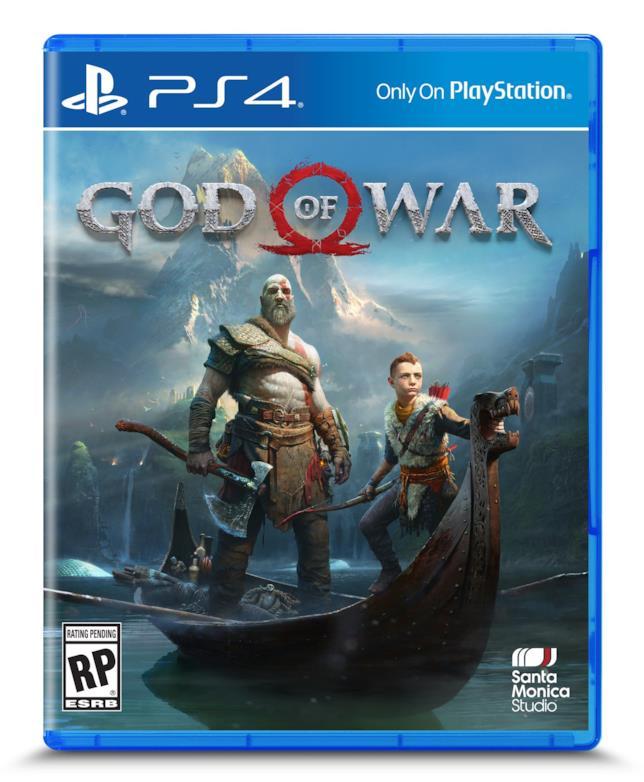 God of War è disponibile per PS4 e PS4 Pro