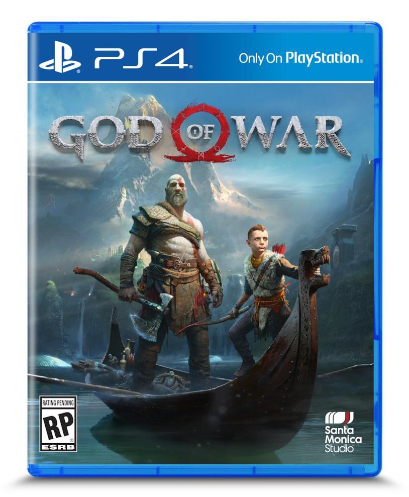 Il nuovo God of War è disponibile per PS4 e PS4 Pro
