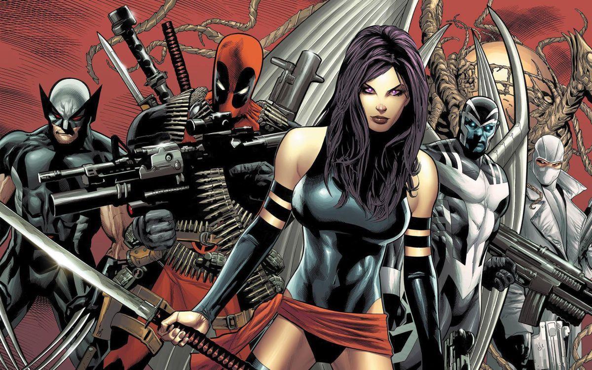 La squadra X-Force