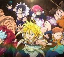 The Seven Deadly Sins i sette protagonisti