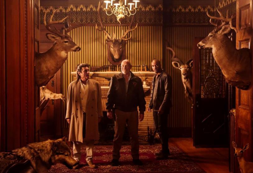 Nuove, sanguinarie scene inedite del promo esteso di American Gods