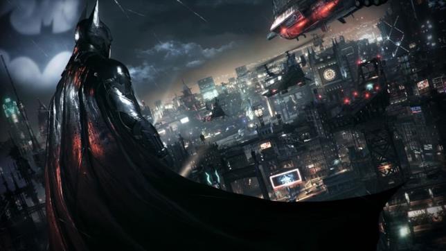 Un'immagine da Batman: Arkham Knight