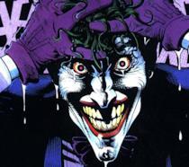 Il Joker in tutta la sua follia