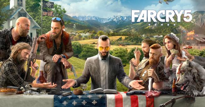 Far Cry 5 per PC, PS4 e Xbox One