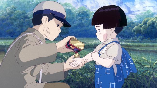 Una Tomba per le Lucciole, il film Ghibli ispirato al racconto di Nosaka