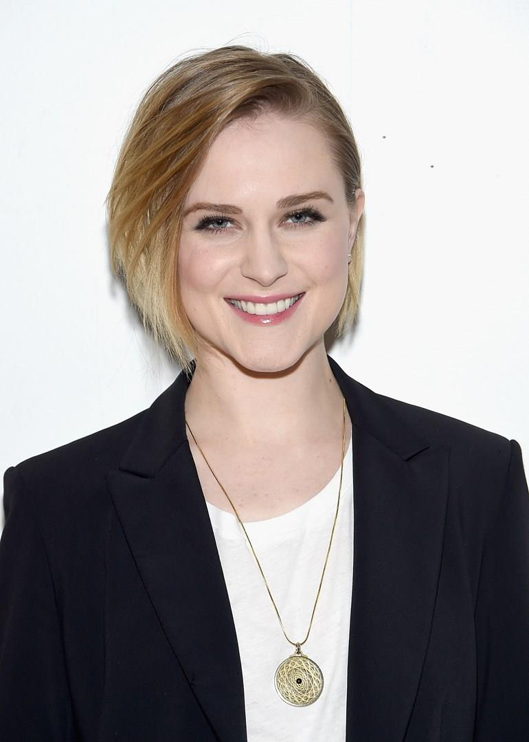 Evan Rachel Wood in primo piano