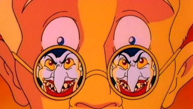 Il Babau negli occhi di Egon