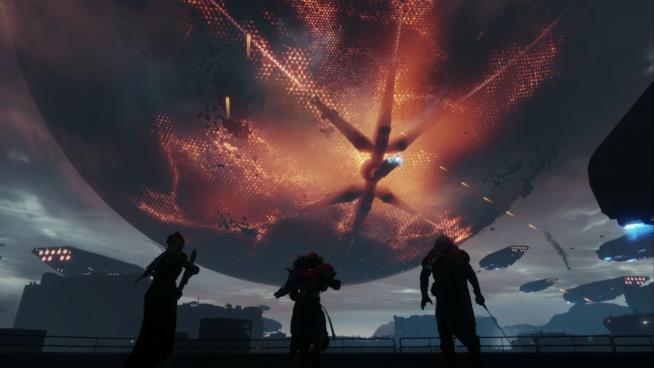 I Guardiani al cospetto del Viaggiatore
