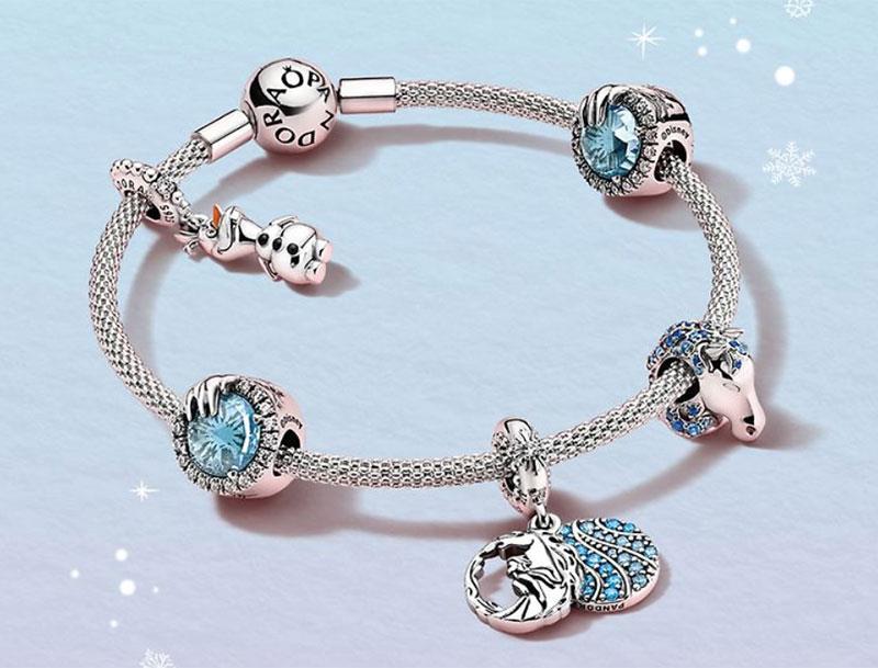 I charm di Frozen 2 di Pandora