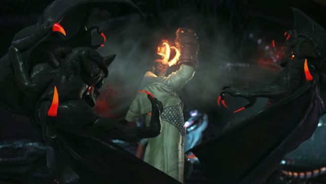Hellboy è pronto a debuttare in Injustice 2