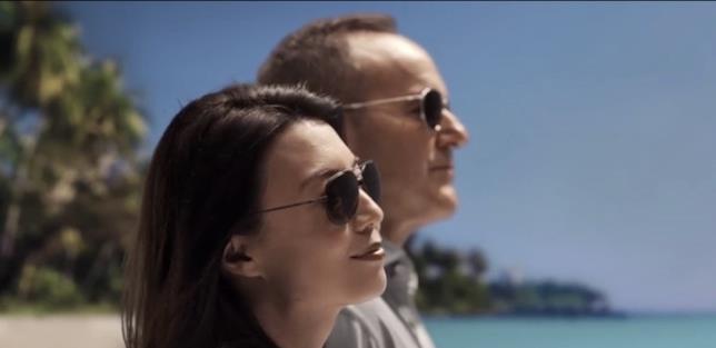 Un'immagine dal finale di stagione di Agents of S.H.I.E.L.D.