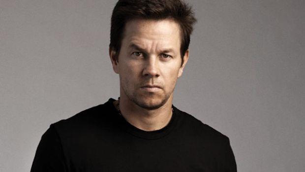 L'attore Mark Wahlberg