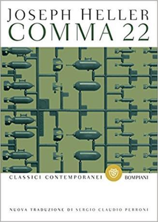 Comma 22 - Joseph Heller