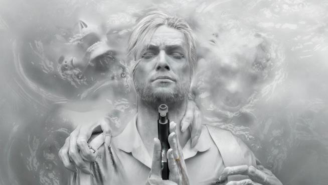 La cover ufficiale di The Evil Within 2