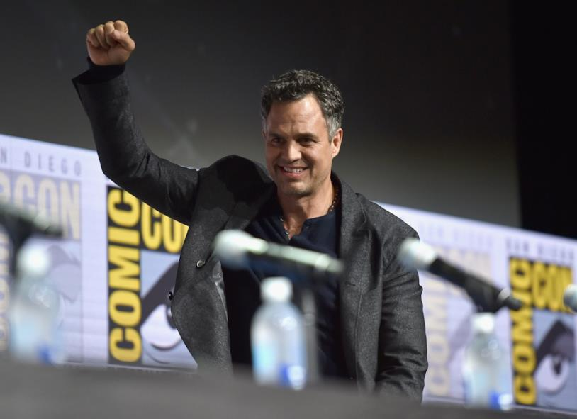 Mark Ruffalo al San Diego Comicon