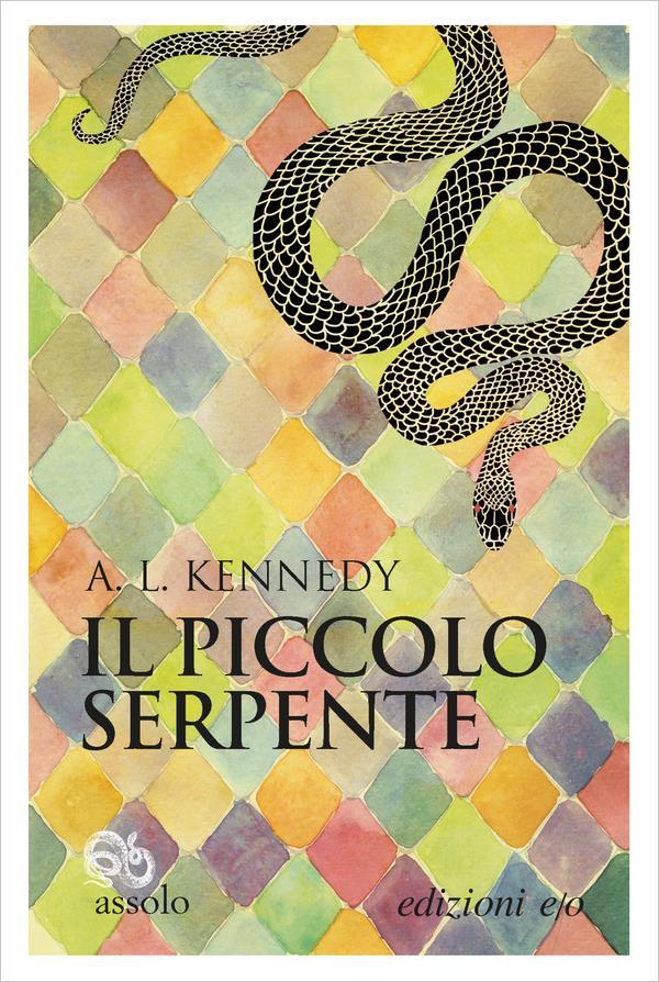 La copertina di Il piccolo serpente
