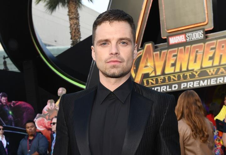 Sebastian Stan alla premiere di Avengers: Infinity War