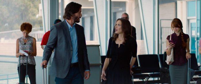 Keanu e Winona protagonisti di Destination Wedding