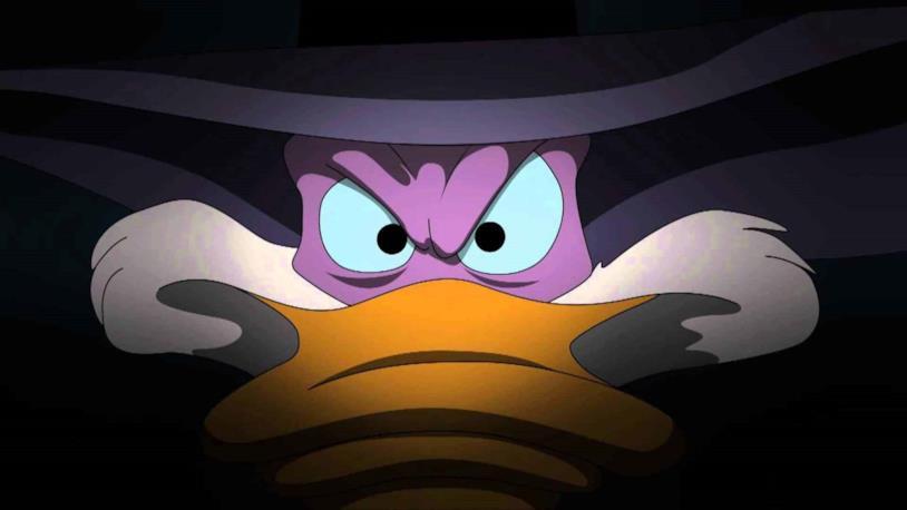 Darkwing Duck eroe