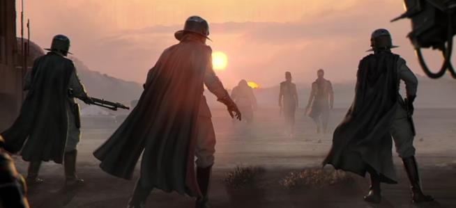 Il nuovo videogame di Star Wars è stato rimandato
