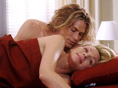 Travis Fimmel-Smith a letto con Samantha in Sex and the City