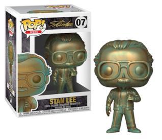 Stan Lee Funko Pop speciale
