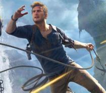 Il film di Uncharted nuovamente posticipato.
