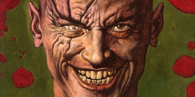 Herr Starr, villain di Preacher