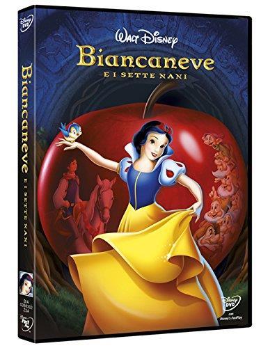 Biancaneve in DVD