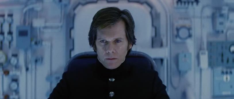 Kevin Bacon in una scena del film