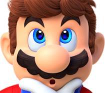 Primo piano per Super Mario