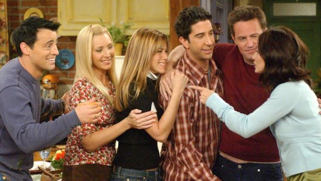 Friends: video sulla serata reunion NBC